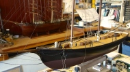 Gracie S by Hyde Street Pier Model Shipwrights