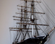 Clipper Ship Sea Witch by Carlos Oliva