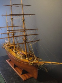 Model Restoration by Tom Shea