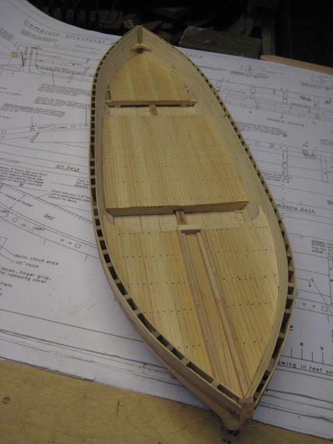 Gunboat Philedelphia, 1776 – Model Progress Update by Paul Reck   Hyde Street Pier Model Shipwrights