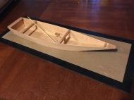 Hozu River Fishing Boat by Clare Hess