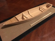 Urayasu Bekabune, Seaweed Gathering Boat by Clare Hess