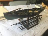 New Bedford Whaleboat by Tom Shea