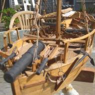 Gunboat Philadelphia by Paul Reck