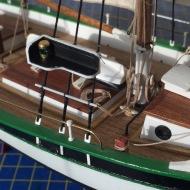 Dana Fishing Boat by Clare Hess