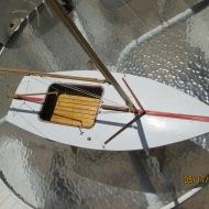 Sailing Skiff by Paul Reck